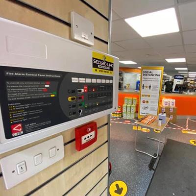 Emergency systems in Swansea