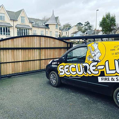 Gate automation South Wales